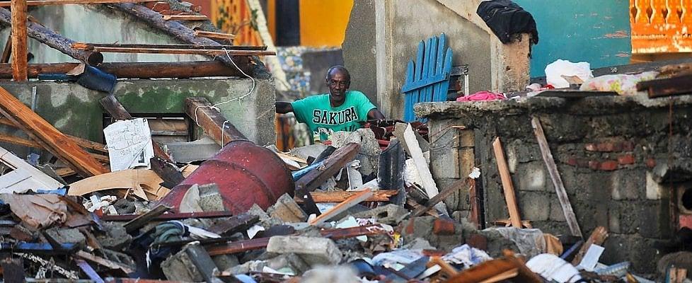 Uragano Matthew, oltre 800 le vittime ad Haiti. Negli Usa due milioni di persone evacuate