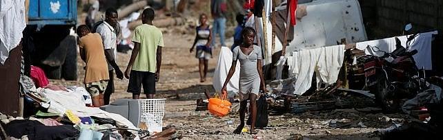 Uragano Matthew, 900 morti ad Haiti, cinque in Florida