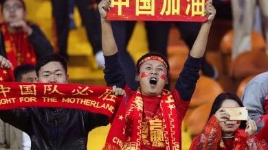 Cina, nazionale battuta dalla Siria e quasi fuori dai mondiali. Proteste di piazza come per Tiananmen