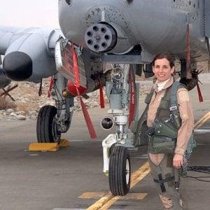 """Martha fa tremare Leonardo: l'ex pilota difende il """"cinghiale"""" A-10 dall'attacco degli F-35"""
