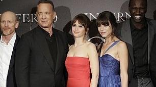 Hollywood sfila a Firenze: il red carpet del film Inferno