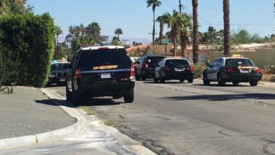 Sparatoria in California, uccisi due agenti di polizia