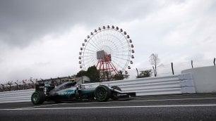 F1, il Gp del Giappone in diretta
