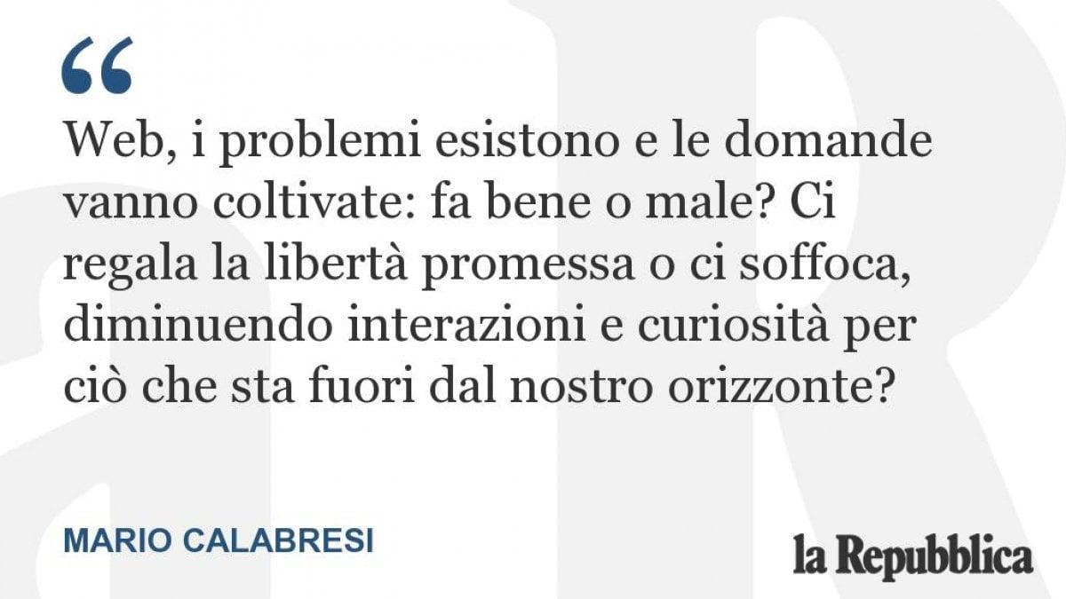 """La Domenica di Repubblica dedicata al Web: """"Apocalittici o integrati?"""""""