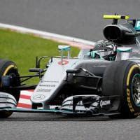 F1, Nico Rosberg domina il Gp del Giappone