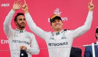 F1, Gp del Giappone: Rosberg domina, Ferrari ancora giù dal podio
