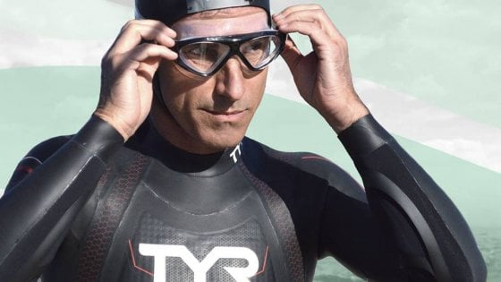 Benoit Lecomte, il Pacifico a nuoto per salvare il Pianeta