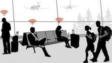 Aeroporti, ecco la mappa delle password ''libere''
