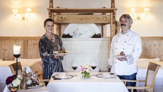 In Trentino, cucina e ospitalità raggiungono vette altissime