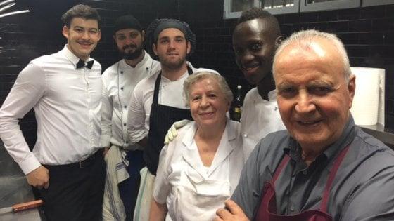 A Milano, Pia e Remigio, 162 anni (in due) al servizio della bontà