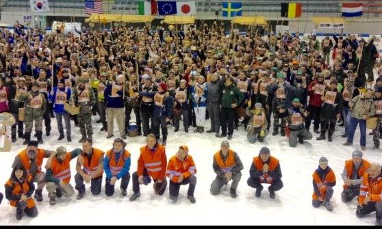Le olimpiadi dei cercatori di funghi: così un genovese è diventato campione del mondo