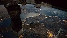 Effetto notte |  quando il fotografo è un astronauta