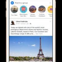 Facebook Workplace, il social per ufficio che sfida LinkedIn, Slack e gli altri