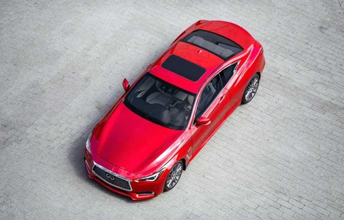 Infiniti rilancia con la nuova coupé sportiva Q60