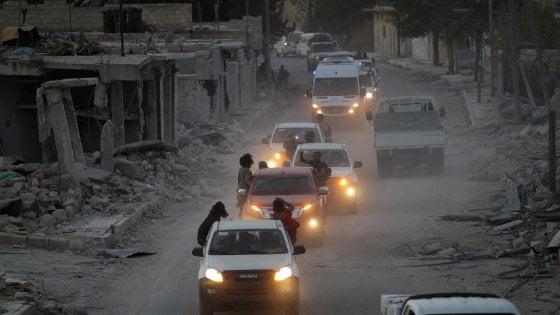 Siria, raid su una scuola elementare: morti 5 bambini