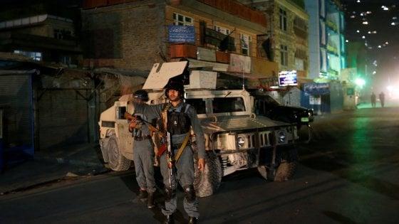 Kabul, attacco a una moschea sciita: 14 morti e più di trenta feriti