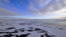 L'Artico sempre più caldo,  i ghiacci si sciolsero 14mila anni fa