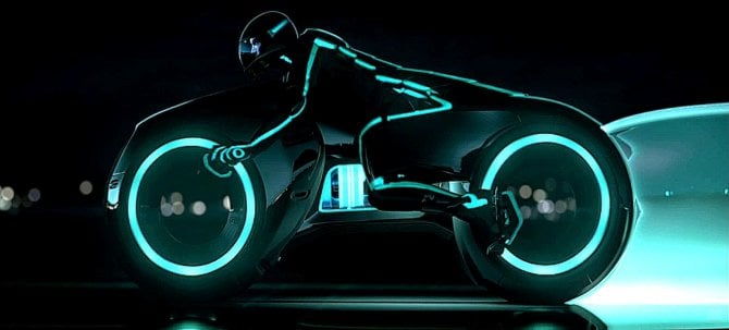 Wallpaper 3d Bike Tron Legacy Download: Fotoconfronto Moto BMW