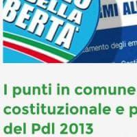 Referendum, il comitato per il Sì usa Berlusconi. Ed esplode la polemica nel Pd