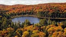 Canada. Il dolce autunno della Mauricie