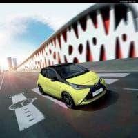 Toyota Aygo x-cite Yellow