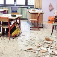 La scuola che frana: 117 crolli in tre anni
