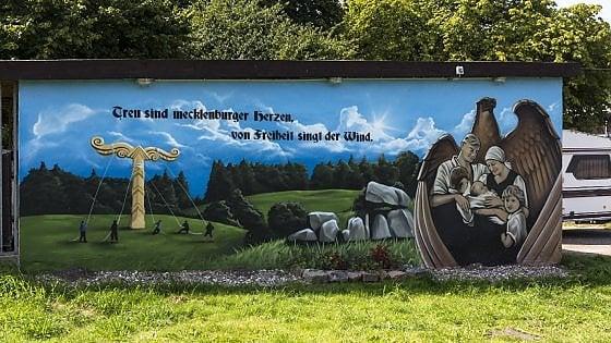Viaggio in Germania nel paradiso degli econazisti