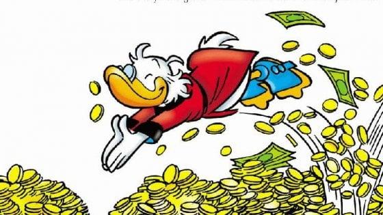 Anche i ricchi piangono, patrimonio diminuito di 300 miliardi nel 2015