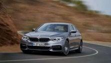 Nuova BMW Serie 5, la berlina è connessa