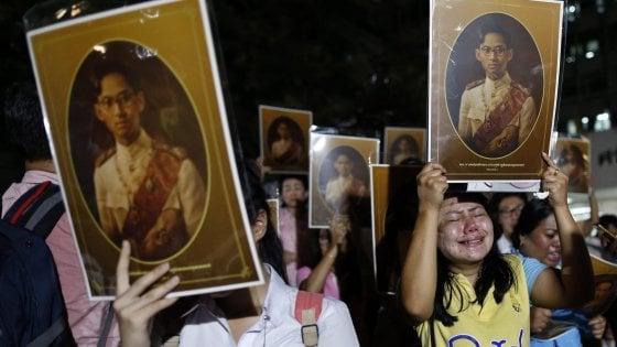 Thailandia, morto re Bhumibol