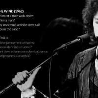 Bob Dylan, premio Nobel per la letteratura: le sue strofe immortali
