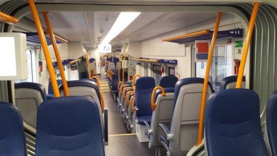 Trenitalia, da oggi videosorveglianza in diretta su 115 convogli regionali