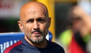 """Roma, Spalletti: """"Un'occasione per predire il nostro futuro"""""""
