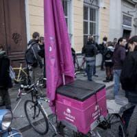 Caso Foodora, gli ispettori del Lavoro in difesa dei ciclisti delle consegne