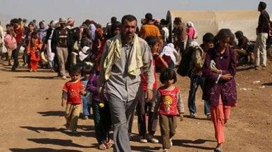 Mosul, l'attacco imminente anti-IS  potrebbe provocare 1 milione di profughi