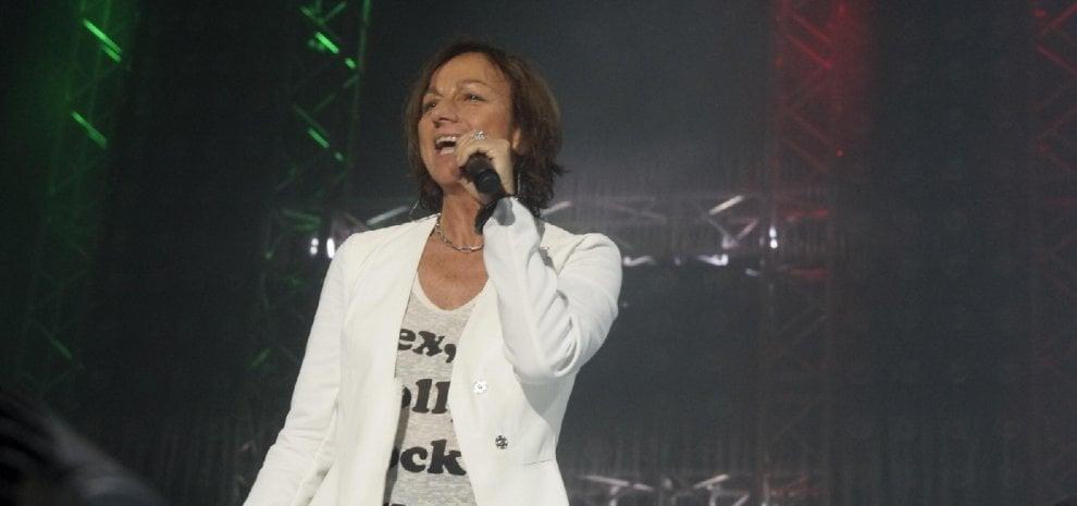 Gianna Nannini gratis a Milano, data unica per i Biffy Clyro