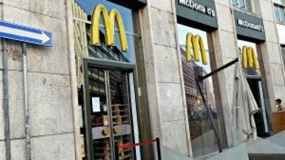 """McDonald's a Borgo Pio, Sgreccia: """"Scelta aberrante un fast food lì"""""""