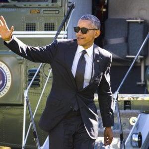 Renzi martedì sarà a cena da Obama con Benigni, Sorrentino e 4 donne dell'eccellenza italiana