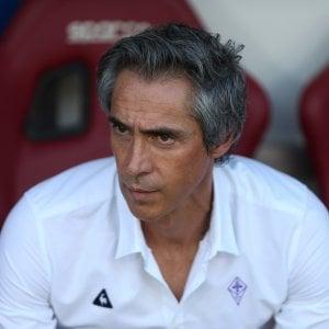 """Fiorentina, Sousa: """"E' ora di cambiare marcia''"""