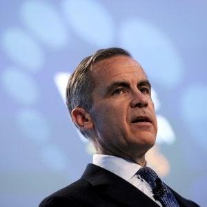 """Brexit, il governatore Carney contro May: """"Non prendo ordini dai politici"""""""