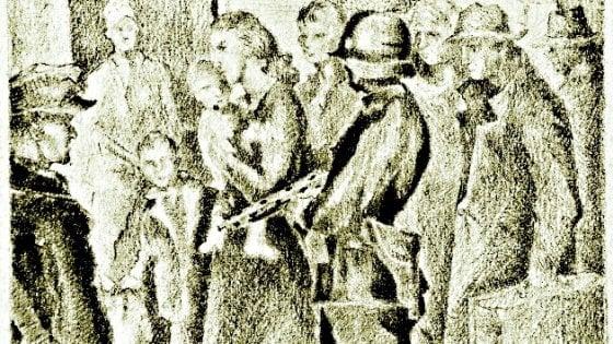 Roma 16-10-43: il rastrellamento del ghetto ebraico