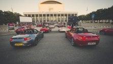 Mazda Mx-5 RF al Roma Film Festival, cameo da star