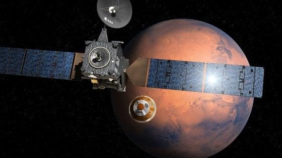 Exomars, atto finale: l'Europa su Marte (e c'è tanta Italia)