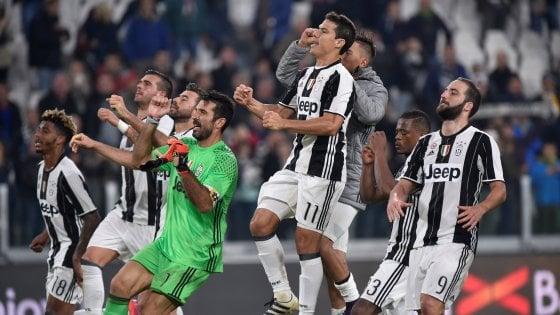 Juventus, in campionato è già fuga. Per la Champions tornano cinque big