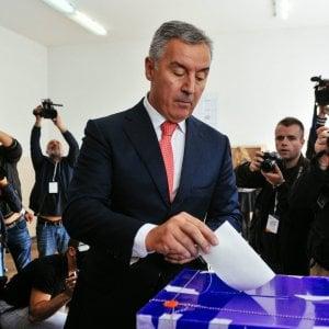 Elezioni Montenegro, nel giorno della vittoria del premier Djukanovic sventato piano di estremisti serbi