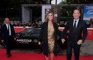 Mazda Mx-5 RF, è lei la protagonista della festa più glamour