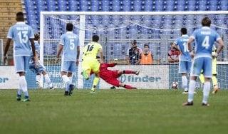 Lazio-Bologna 1-1, Immobile evita la beffa al 97'