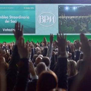Le Popolari tornano sotto i riflettori di Borsa. La Manovra tra Bruxelles e Parlamento
