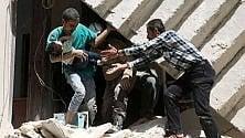 Aleppo, in quell'inferno sono stati colpiti  altri quattro ospedali