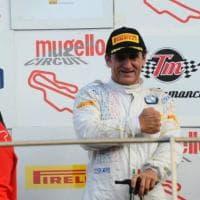 Zanardi torna alla vittoria in auto: primo al debutto nel campionato GT